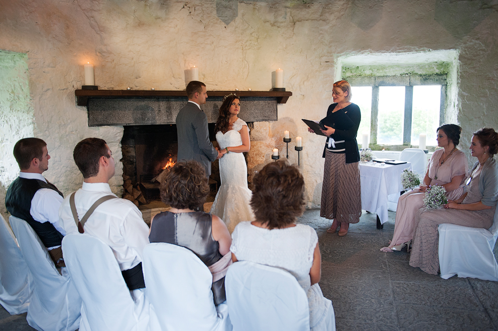 handfasting ceremony castle Ireland