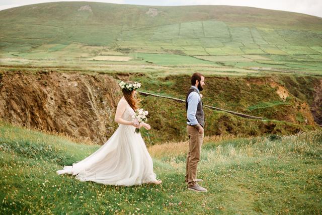 wedding Slea Head Dingle