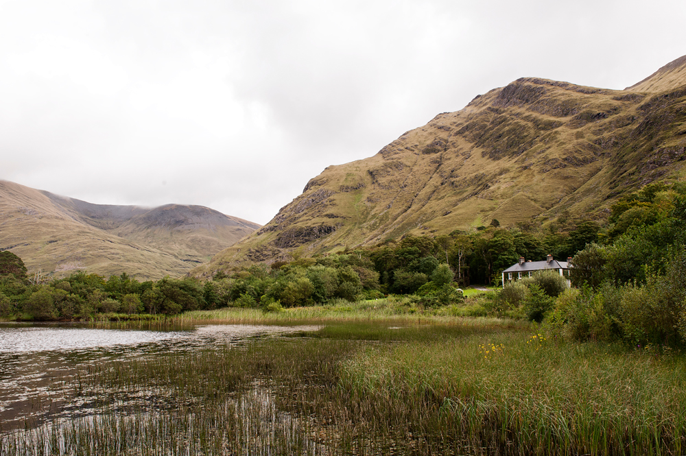 connemara elope wedding Delphi Lodge