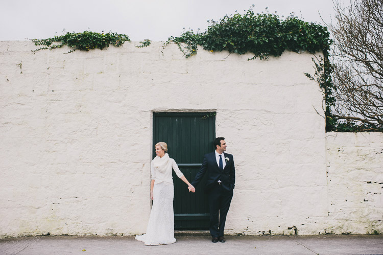 Hints and tips-Elope to Ireland Irish wool bridal wrap. Photo by Darek Smietana