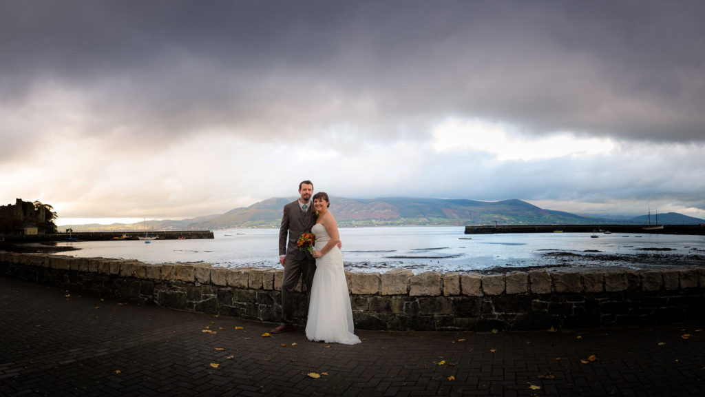 Medieval elopement Carlingford