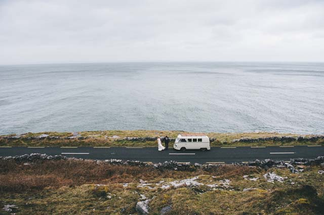 VW Bus elope to ireland