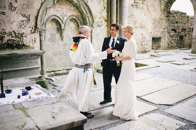 Celtic wedding Ireland