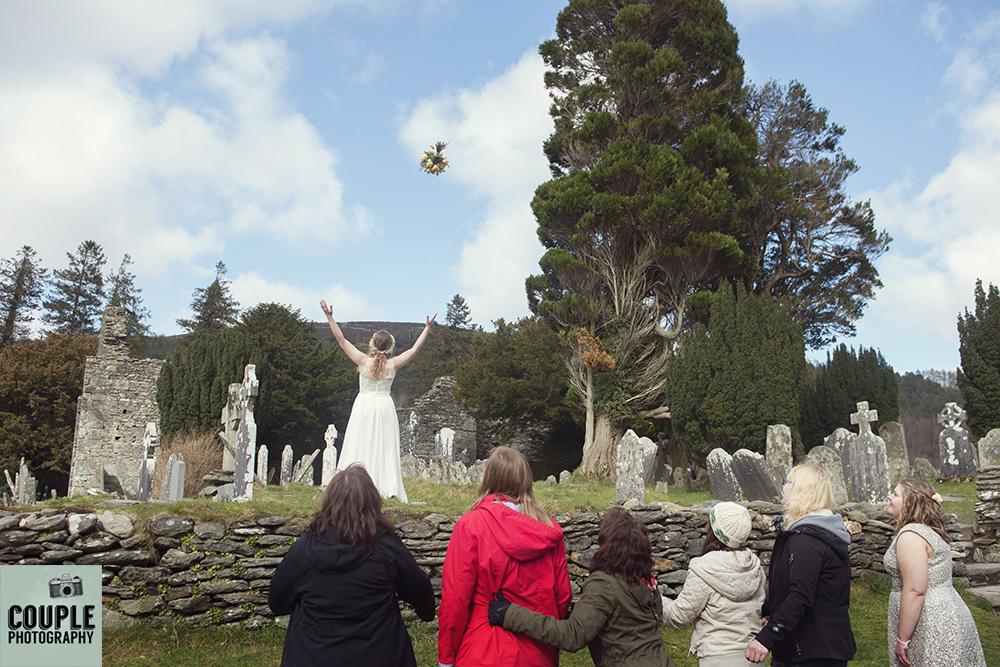 Wicklow Elope to Ireland Irish elopement eloping in Ireland Glendalough