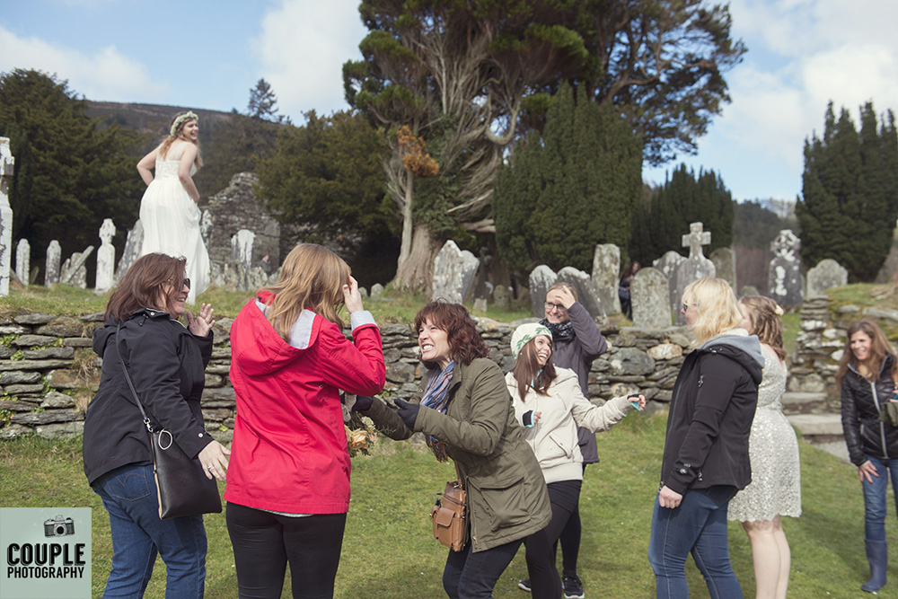 Wicklow Elope to Ireland Irish elopement eloping in Ireland Glendalough