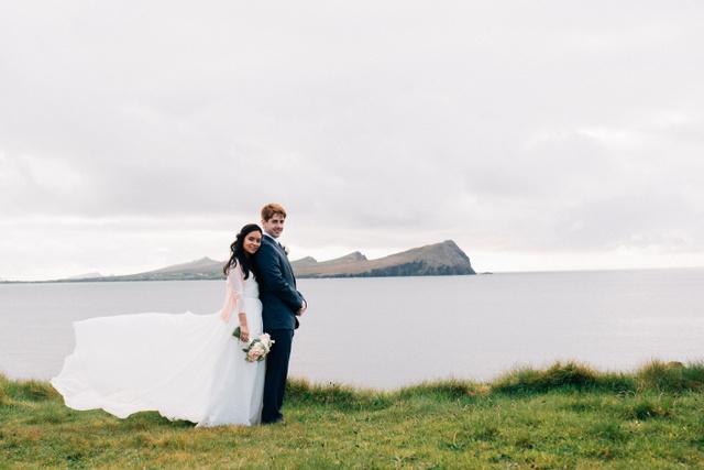 Elope to Ireland Elope in Ireland Irish castle elopement