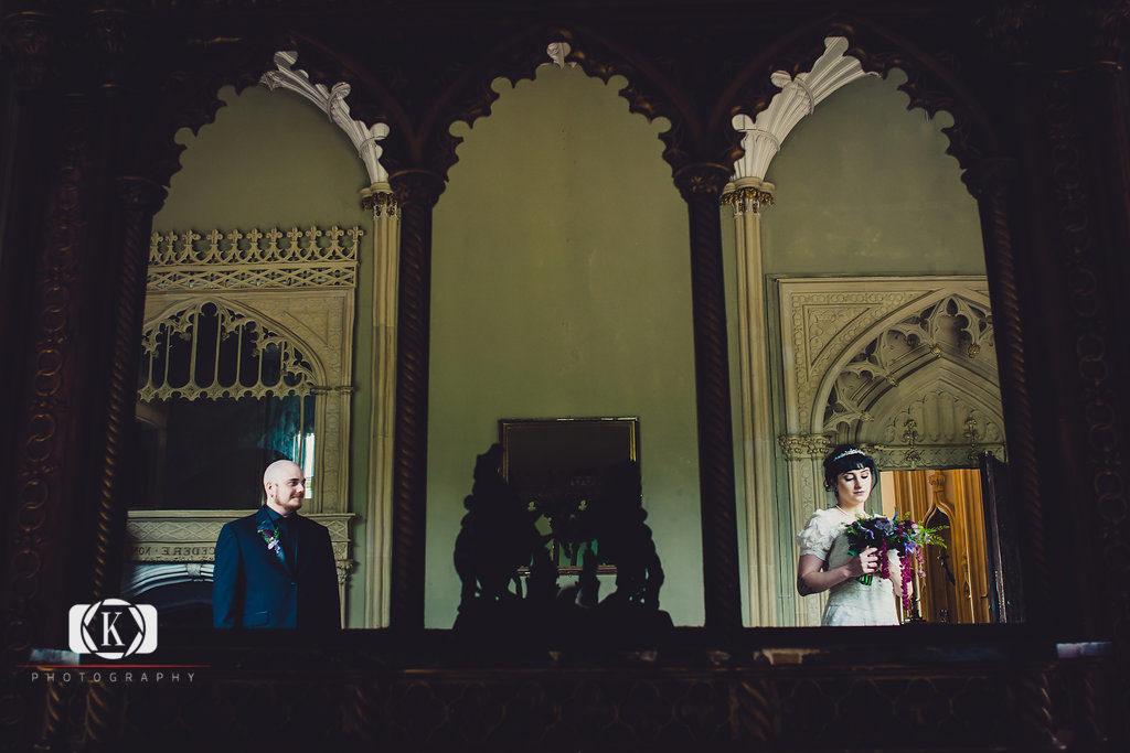 gothic wedding venue Elope to Ireland Elope in Ireland Elope Ireland