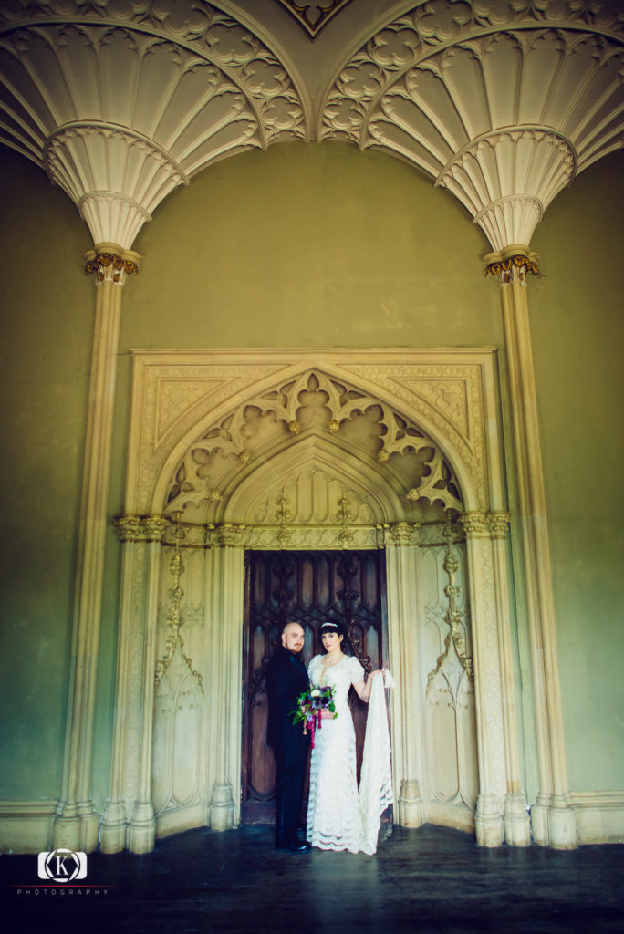 Gothic Victorian wedding venue Elope to Ireland Elope in Ireland Elope Ireland
