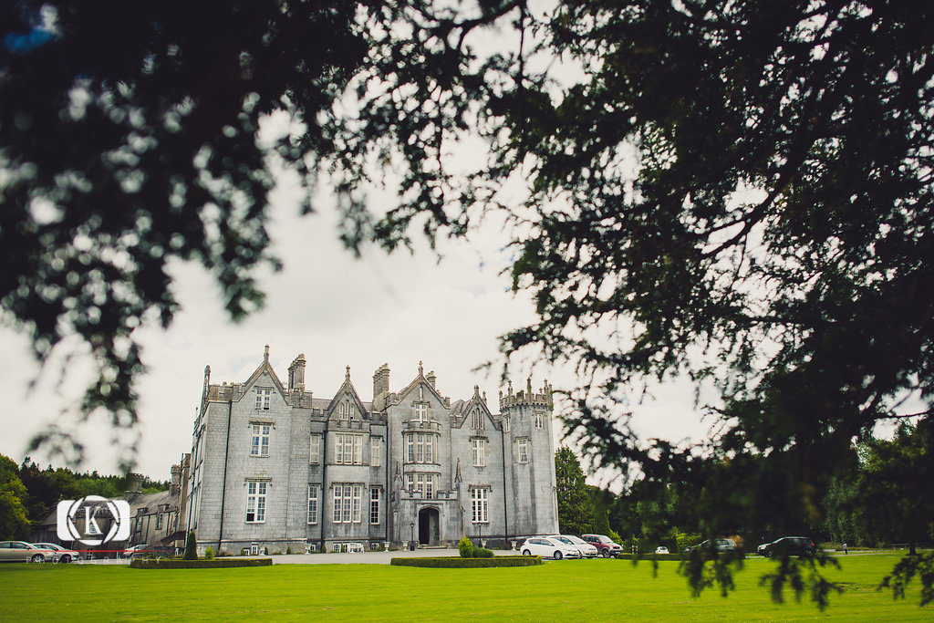 Castle elopement Ireland Elope to Ireland