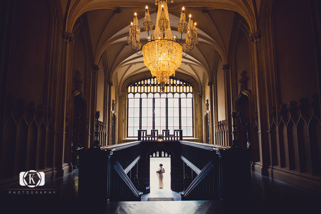 Gothic Castle elopement Elope to Ireland Elope in Ireland Elope Ireland