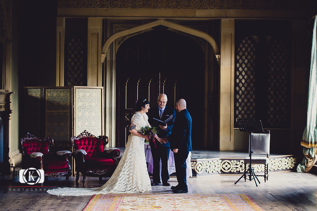 Elope to Ireland Irish elopement Castle wedding