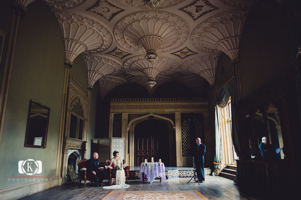 Castle elopement Gothic wedding style Elope to Ireland Elope in Ireland Elope Ireland