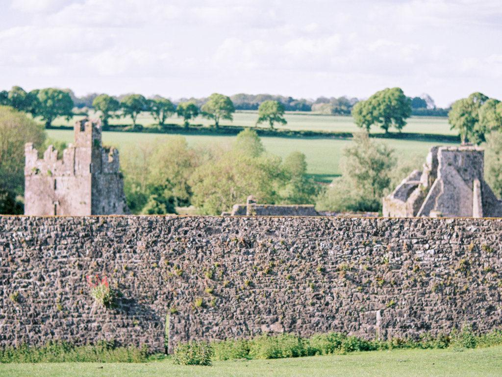 Irish manor house elope to Ireland