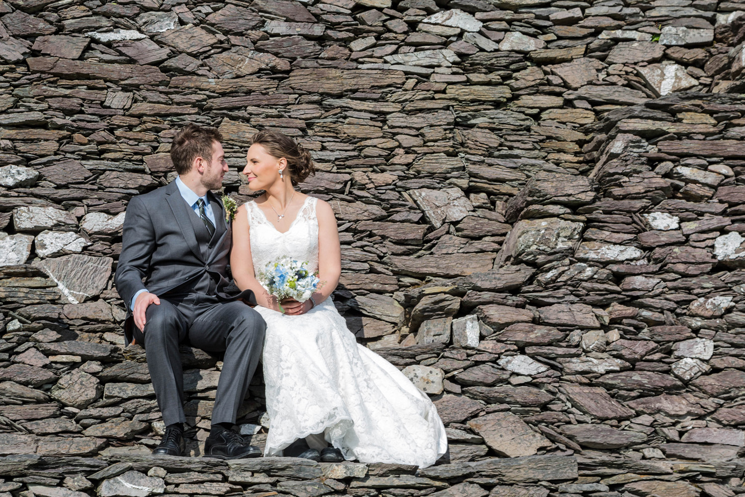 Elope to Ireland Ballycarbery castle