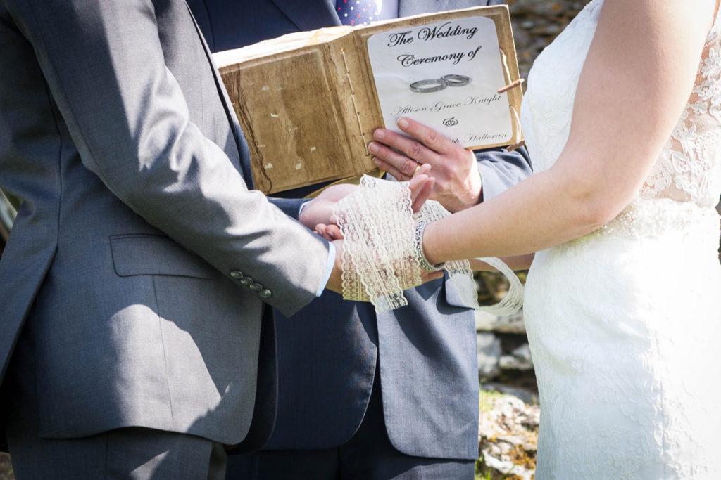 handfasting ceremony elope to ireland