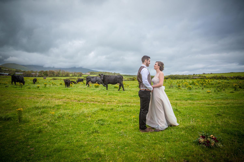 dingle castle elopement elope to ireland